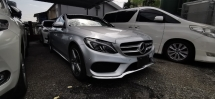 2015 MERCEDES-BENZ C-CLASS C200 AMG 2.0 / TIPTOP CONDITION FROM JAPAN / 5 YEARS WARRANTY UNLIMITED KM