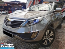 2012 KIA SPORTAGE 2.0 AWD FULLSPEC SROOF P/START WRRNTY