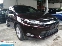 2014 TOYOTA HARRIER 2.0 ELEGANCE/FREE 5 YEARS WARRANTY/SPECIAL COLOUR LIMITED