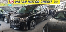2018 TOYOTA ALPHARD 2.5 SC NEW FACELIFT NO HIDDEN CHARGES