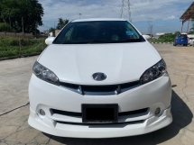 2010 TOYOTA WISH 1.8G AUTO TIP TOP CONDITION