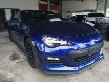 2015 SUBARU BRZ R 2.0 (M)/FREE 5 YEARS WARRANTY/LIMITED COLOR/NON SMOKING