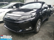 2015 TOYOTA HARRIER 2.0 PREMIUM/FREE 5 YEARS WARRANTY/SHOWROOM UNIT/BRILLIANT CONDITION