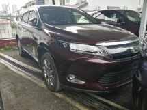 2015 TOYOTA HARRIER 2.0 PREMIUM/FREE 5 YEARS WARRANTY/LIMITED COLOR/OFFER