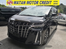 2018 TOYOTA ALPHARD 2.5 SC 3 LEDS FACELIFT INC SST ANDROID PLAYER 360 CAMERAS SUNROOF FULL LEATHER PRE CRASH JAPAN UNREG