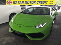 2015 LAMBORGHINI HURACAN 5.2 LP610 4 COUPE INC SST REVERSE CAMERA BODY LIFTING UK UNREG