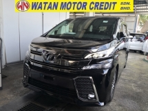 2015 TOYOTA VELLFIRE 2.5 ZG INC SST 360 CAMERAS SUNROOF JAPAN UNREG