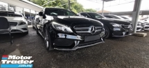 2015 MERCEDES-BENZ C-CLASS C200 AMG LINE 2.0 / TIPTOP CONDITION FROM JAPAN / 5 YEARS WARRANTY UNLIMITED KM
