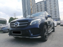 2015 MERCEDES-BENZ GLE GLE 400 3.0 4MATIC (A) REGISTER 2016 ** FULL SERVICE UNDER MERCEDES ** WARRANTY STILL AVAILABLE ** 1 OWNER **