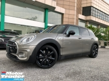 2016 MINI Clubman  COOPER S JAPAN UNREG BUY&WIN FREE 5 YERAS WARRANTY