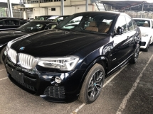2014 BMW X4 M Sport 2.0 Twin-Turbo Head Up Display 360 Surround Camera Keyless-GO Smart Entry Intelligent Full-LED Lights Memory Bucket Seat Automatic Power Boot Paddle Shift Intelligent Pre-Crash Lane Departure Alert Pedestrian Alert Bluetooth Unreg