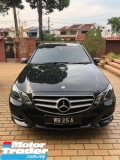 2014 MERCEDES-BENZ E-CLASS E250 CGI CKD REG FEB 2015 FULL SERVICE RECORD 50K KM INCLUSIVE NO 25 WARRANTY TILL MAC 2021 MERCEDES BENZ MALAYSIA