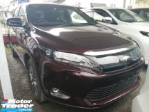 2015 TOYOTA HARRIER 2.0 PREMIUM/FREE 5 YEARS WARRANTY/LOW MILAGE/POWER BOOT