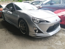 2015 TOYOTA 86 2.0 GT/FREE 5 YEARS WARRANTY/HIGH SPEC/TOUGE OWNERSSS