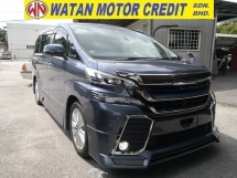 2015 TOYOTA VELLFIRE 2.5 ZA INC SST ANDROID MEDIA PLAYER 360 CAMERAS SUNROOF 2 POWER DOORS POWER BOOT JAPAN UNREG