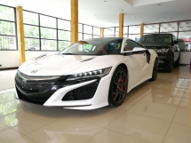2017 HONDA NSX 3.5 V6 (SPECIAL OFFER)