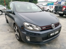 2012 VOLKSWAGEN GOLF 2.0 GTi (A) - One Careful Owner