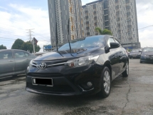 2016 TOYOTA VIOS 1.5E (A) HIGH LOAN AVAILABLE ** SPECIAL PROMOTION ** EXCELLENT CONDITION **
