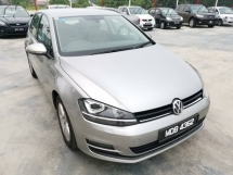 2013 VOLKSWAGEN GOLF 1.4 TSI MK7 (A) - One Careful Owner