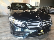 2017 MERCEDES-BENZ E-CLASS E250 AMG ( W213 SERIES ) TIP TOP CONDITION
