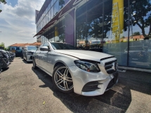 2016 MERCEDES-BENZ E-CLASS E200 AVANTGARDE AMG 2.0 (A) FULL SPEC