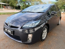 2012 TOYOTA PRIUS 1.8 LUXURY (A) 1 Lady Owner Only Original Paint TipTop Condition View to Confirm