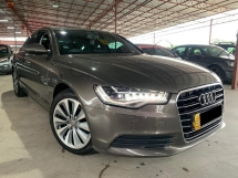 2013 AUDI A6 2.0 HYBRID AUTO  TIP TOP CONDITION