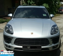 2017 PORSCHE MACAN 2.0 Turbo Local Porsche 2017