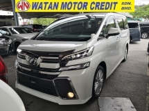 2016 TOYOTA VELLFIRE 2.5 ZA INC SST ALPINE MEDIA 360 CAMERA DUAL POWER DOORS POWER BOOT JAPAN UNREG