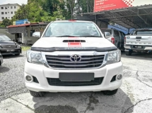 2014 TOYOTA HILUX 2.5 AT VNT Intercooler