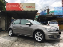 2013 VOLKSWAGEN GOLF 1.4 TSI (A) Original Paint