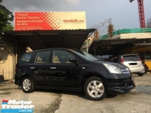 2009 NISSAN GRAND LIVINA 1.8 (A) One Owner