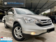 2011 HONDA CR-V CR-V 2.0 CRV i-VTEC FULL SPEC - LIKE NEW - WARRANTY 1 YEAR - NEW FACELIFT - ORIGINAL CONDITION - END YEAR SALE - MUST VIEW