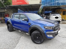2016 FORD RANGER 2.2L XLT 4WD (A) Original Paint