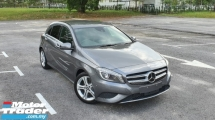 2015 MERCEDES-BENZ A-CLASS 2015 MERCEDES BENZ A180 1.6 SE UNREG JAPAN SPEC CAR SELLING PRICE ONLY ( RM 119,000.00 NEGO )