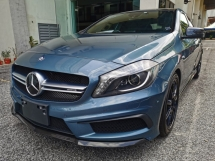 2015 MERCEDES-BENZ A45 AMG 4MATIC