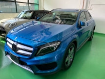 2015 MERCEDES-BENZ GLA 180 AMG 1.6(A) JAPAN UNREG BUY and WIN FREE 5 YEARS WARRANTY