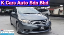 2013 HONDA CITY 1.5 E (Paddle shift) Original Modulo Bodykit Full Service History By Honda Housewife Carefully Owner Never Accident Worth Buy