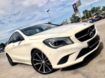 2016 MERCEDES-BENZ CLA 200 1.6 (A) SPORT FACELIFT FACTORY PAINT FULL SERVICE RECORD