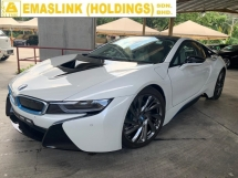 2015 BMW I8 1.5 Hybrid Unregister SST Inclusive Loan Available