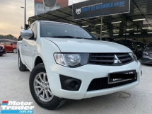 2015 MITSUBISHI TRITON LITE 2.5 (M) LIKE NEW, WARRANTY, ALL ORIGINAL, CNY 2020 SALE, MUST VIEW