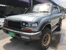 1992 TOYOTA LAND CRUISER 4.2 (A) Facelift Many Extra