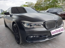 2017 BMW 7 SERIES 740 LE 2.0 xDRIVE 13K KM ONLY WARRANTY TILL 2022