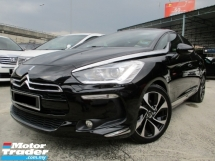2014 CITROEN OTHER 1.6 (A) DS5 F/S/Record UnderWarranty