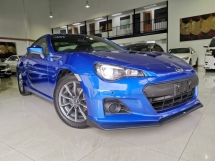 2015 SUBARU BRZ 2.0 MANUAL BLUE COLOR OFFER UNREG