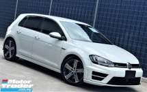 2015 VOLKSWAGEN GOLF R EDITION DSG 2.0L(A) (MK7)  + UNREGISTERED JAPAN PREMIUM SELECTION SPEC (CBU)