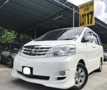 2008 TOYOTA ALPHARD 3.0 MZG SUPERB CONDITION VIP NUMBER