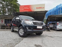 2014 TOYOTA HILUX 2.5 VNT AT- 60k KM mileage
