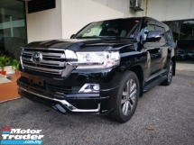 2018 TOYOTA LAND CRUISER ZX NEWFACELIFT - JAPAN FULL SPEC - UNREG