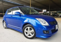 2010 SUZUKI SWIFT 1.5XS
